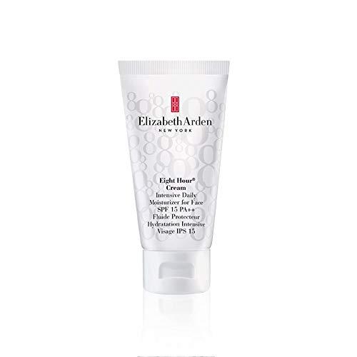 Elizabeth Arden – Eight Hour® Cream — Fluide Protecteur Hydratation Intensive Visage – IPS 15 – 50 ml