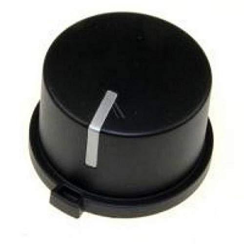 Brandt - Bouton De Commande Noir - 32x4772 Pour Lave Vaisselle