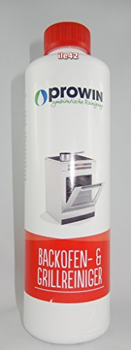 proWin Backofenreiniger 1 x 500ml Grill- & Ofenreiniger