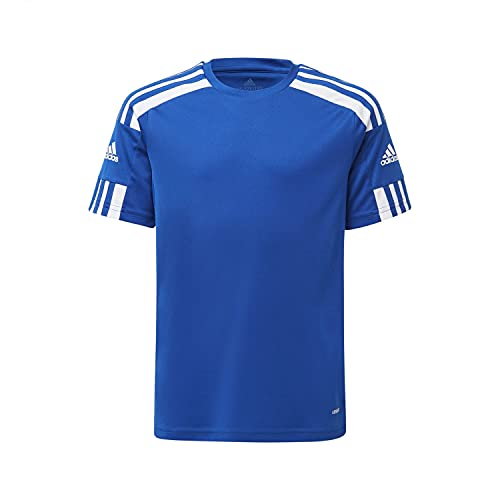 adidas GK9151 Squad 21 JSY Y T-Shirt Boys Team Royal Blue/White 910Y