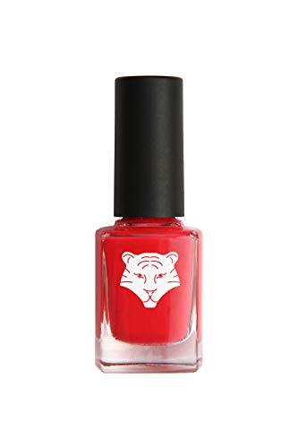 Veganistische en natuurlijke nagellak - Kleur Fuchsia 196