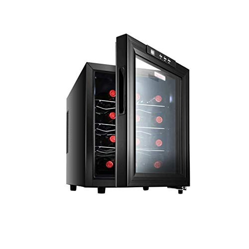 Find Bargain EVEN 12 Bottle Freestanding Wine Chiller Refrigerator, Constant Temperature/Constant Hu...
