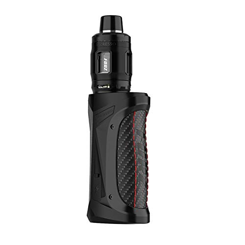 Original Vaporesso FORZ TX80 Kit With 80W TX80 Box Mod 4.5ml FORZ 25 Tank GTR Mesh Coil First All Around Protection Ecig Kit