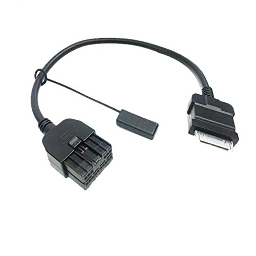 AUX Adapter Compatible for Nissan Infiniti 2009-2013, Pod i4 i4s i3GS i3 Car Audio Music Interface for FX50 EX35 FX35 G25 G37 M37 M56 M35h QX56 Cube Maxima Versa Murano Sentra Xterra Titan Pathfinder