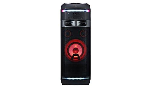 LG X-Boom OK75 Home Audio System (Black)