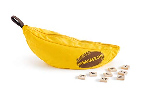 Double Bananagrams Word Game - For Up To 16 Players