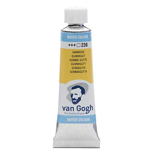 Van Gogh Watercolor Paint, 10ml Tube, Gamboge 238