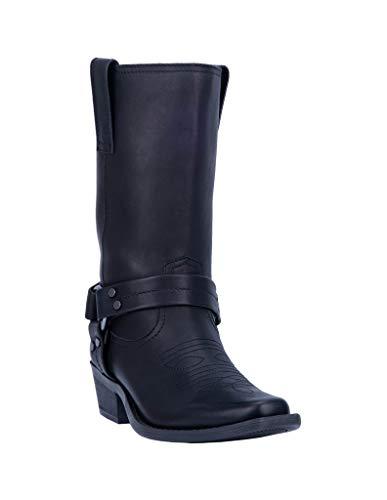 Dingo Womens Casual Boots, Black, 9