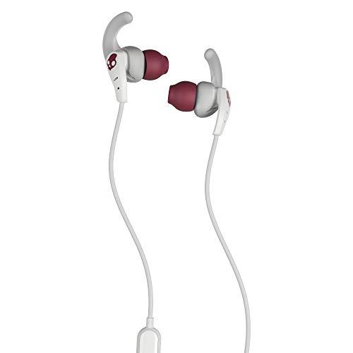 Skullcandy Set Sport Earbuds, Vice/Gray/Crimson (S2MEY-L635)
