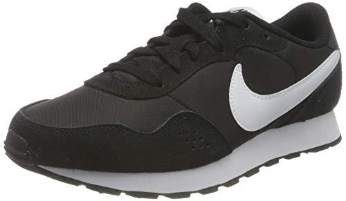 Nike MD Valiant (GS), Sneaker, Black/White, 40 EU