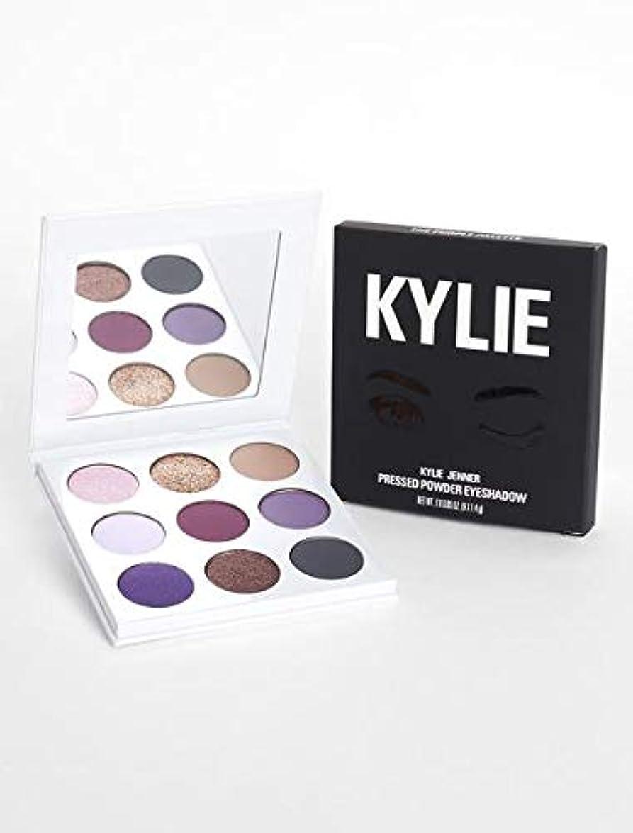 優遇書誌正確なkyliecosmetics カイリージェンナー カイリーコスメ アイシャドウ KYSHADOW The Purple Palette