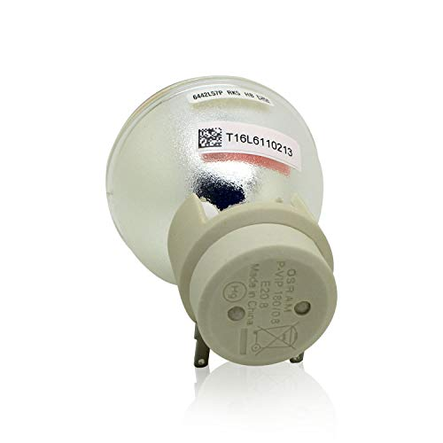 Original Bombilla proyector P-VIP 180/0.8 E20.8 BL-FP180F Compatible con Optoma ES550 ES551 EX550 EX551 DX327 DX329 DS327 DS329 DS550 DS550D SP.8LG01GC01 DS211 DX211 ES521 EX521 lampara