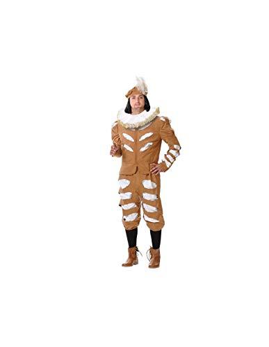DISBACANAL Disfraz de Cervantes - -, XL