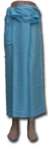 Thai Fisherman Pants Yoga azur écharpe longue pantalons paréos douces