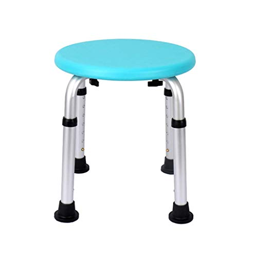 ZXY-NAN Bathroom Wheelchairs Bathroom Elderly Bath Chair Shower Chair Non-Slip Mat Stools Maternal Shower Stool Bath Stool,Bathroom