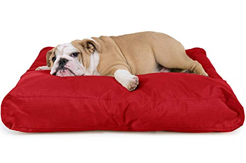 K9 Ballistics Durable Tough Rectangular Washable Nesting Dog Bed