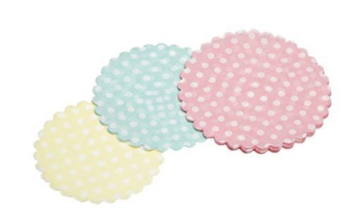 SWEETLY DOES IT Tortenspitzen f?r Cupcakes, Verschiedene Gr??en, 30 St?ck
