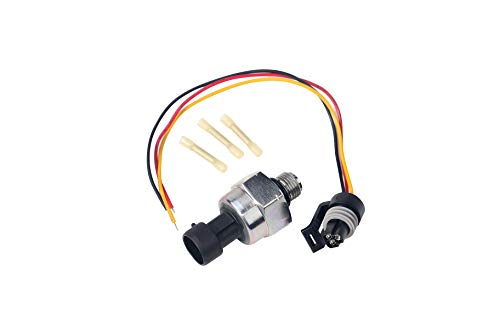 ICP Sensor with Harness Kit - Injection Control Pressure - Compatible with Ford...