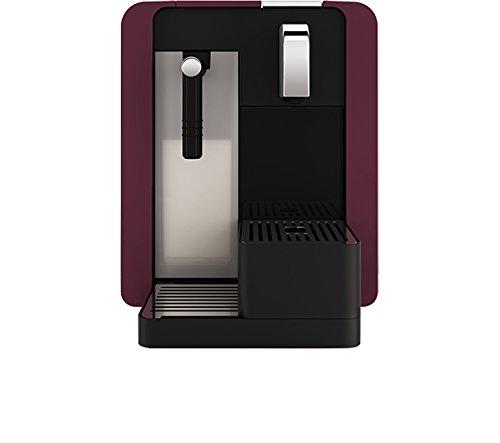 Cremesso caffè latte burgunderrot Kapselmaschine