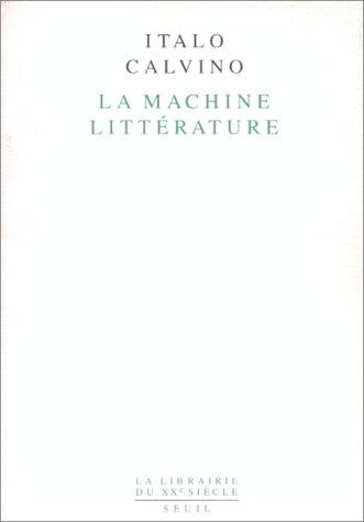 La Machine littérature