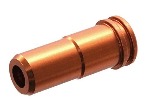 Slong Airsoft M4 Air Seal Nozzle - 21.2mm, dichtet Cylinderhead und Hop Up Unit perfekt ab, aus Alu