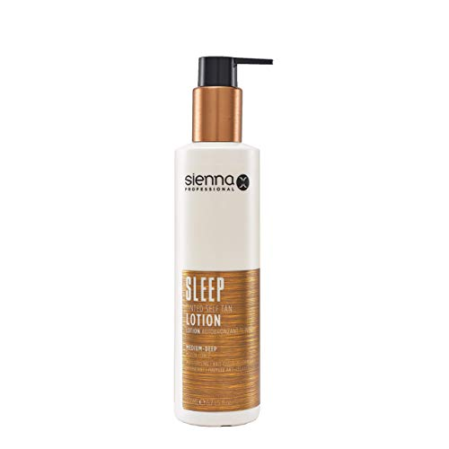 Sienna X Spray Deep Self Tan Tinted Lotion 200ml