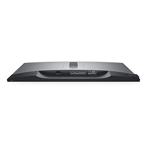 UltraSharp U3219Q LED display 81,3 cm (32') 4K Ultra HD LCD Plana Mate Negro, Gris