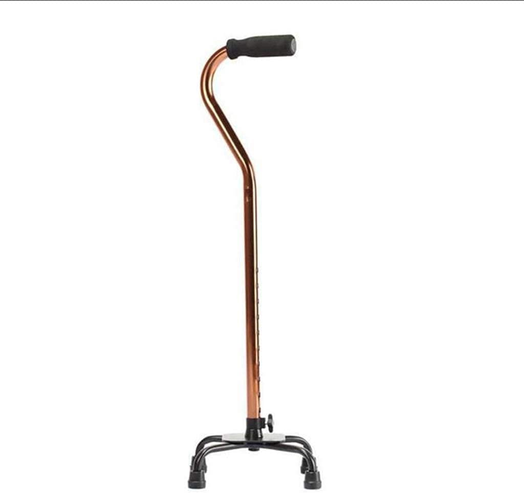 Crutches Adult Four Foot Use for Non-Slip Retra Special Campaign Elderly In stock