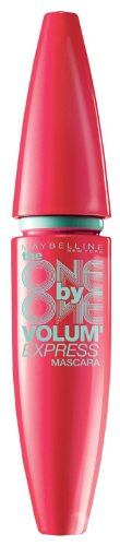 Maybelline New York One by One Volum' Express Mascara, very black