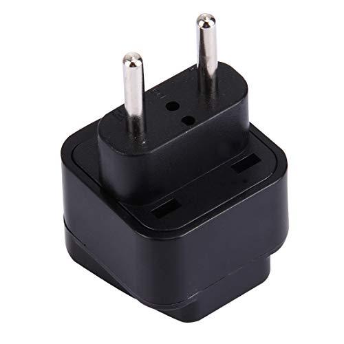 EE.UU. UK Enchufe a la UE Plug Adapter Power Socket Travel Converter, Liqingshangmao