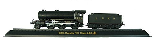 Gresley 'K3' Class 2-6-0 - 1920 Diecast 1:76 Scale Locomotive Model (Amercom OO-10)
