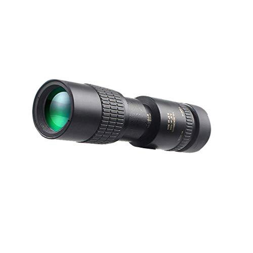 NBVCX - Prismáticos largos para la observación de aves, caza, vigilancia, senderismo, etc.