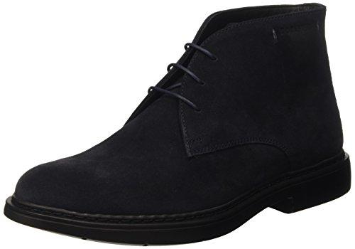 Docksteps Business Light Ankle Boot 1512, Scarpe Stringate Basse Derby Uomo, Blu (Blue), 45 EU