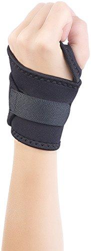 Speeron Handbandage: Handgelenk-Bandage aus Neopren, Universalgröße, für links und rechts (Handgelenkschoner Arbeit)