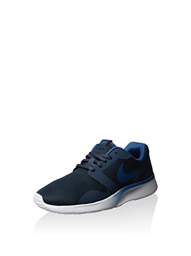 Nike Damen Kaishi NS Low-top, dunkelblau/weiß, 41 EU