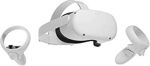 Oculus Quest 2 — Advanced All-In-One Virtual Reality Headset, Einzeln, 128 GB