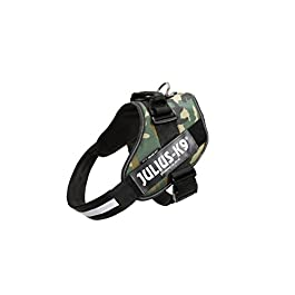 Julius-K9, 16IDC-C-2, IDC Powerharness, dog harness, Size: XL/2, Camouflage