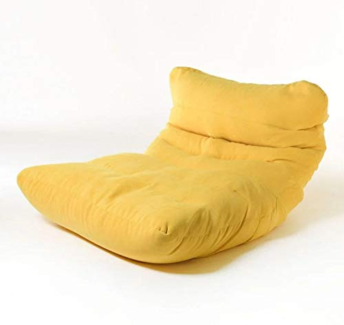 Mishuai slaapbank voor eenpersoonsbed, motief: chaise longue fashion beanbag