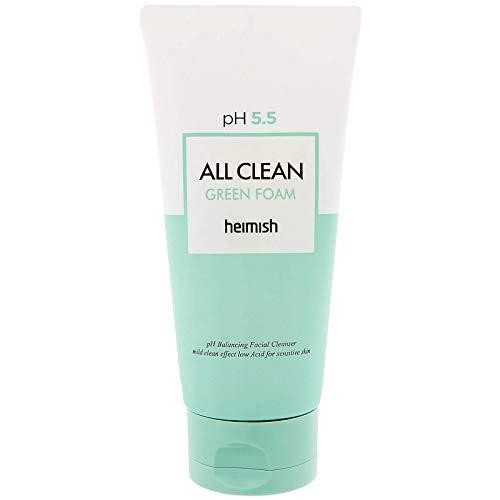 Heimish All Clean Green Foam, Cleanser, 150 g