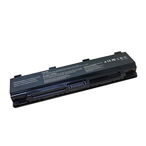 Hubei PA5024U-1BRS Ersatz Akku Batterie für Toshiba Satellite PRO C850 L850 L870 M800 Laptop PA5023U PA5023U1-BRS PA5024U(10.8V 5200mAh)