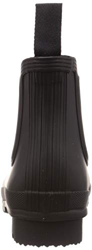 [ハンター]オリジナルチェルシーレインブーツメンズMFS9116RMA-BLK-7ブラック26cm