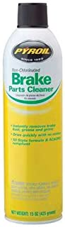 PYROIL Brake Parts Cleaner 15 Oz Can