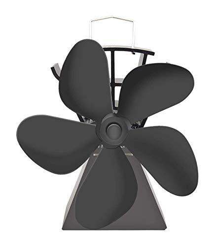 Última actualización de 5 Cuchillas Chimenea Ventilador, Costo del Combustible Ahorro Respetuoso del Medio Ambiente en la Chimenea de tuberías for