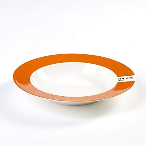 Assiette Creuse Ø22 1505C Orange