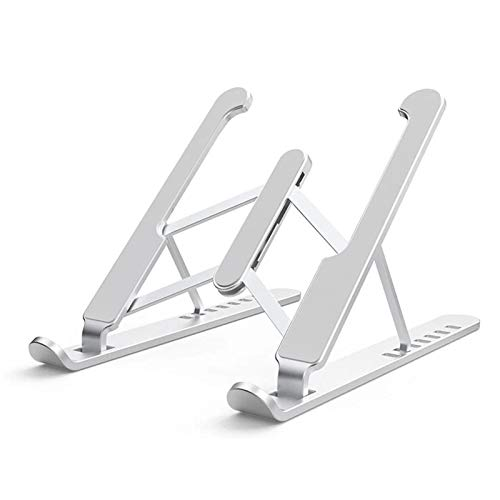 winnerurby Laptop Stand,laptop Desk Stand, Stand,laptop Stands,Level 7 Adjustable Aluminum Computer Stand For Desk,10 InchX6inch/26cmX16cm