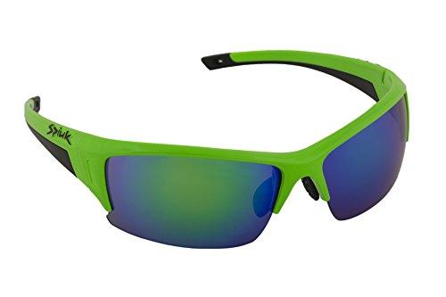 Spiuk Binomio Gafas, Unisex Adulto, Verde AV/Negro, Talla Única