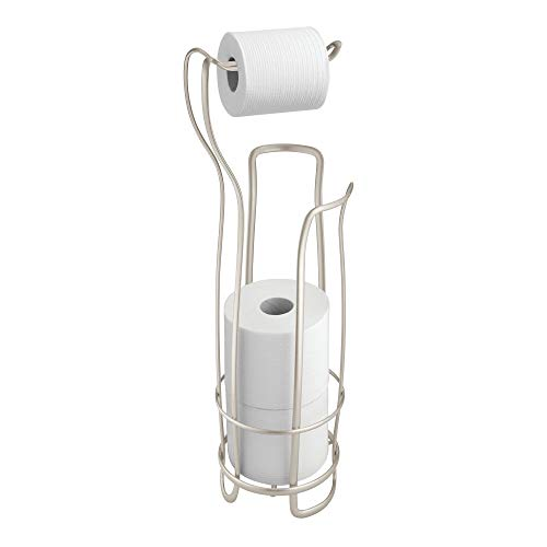 Top 10 best selling list for interdesign axis free standing toilet paper holder