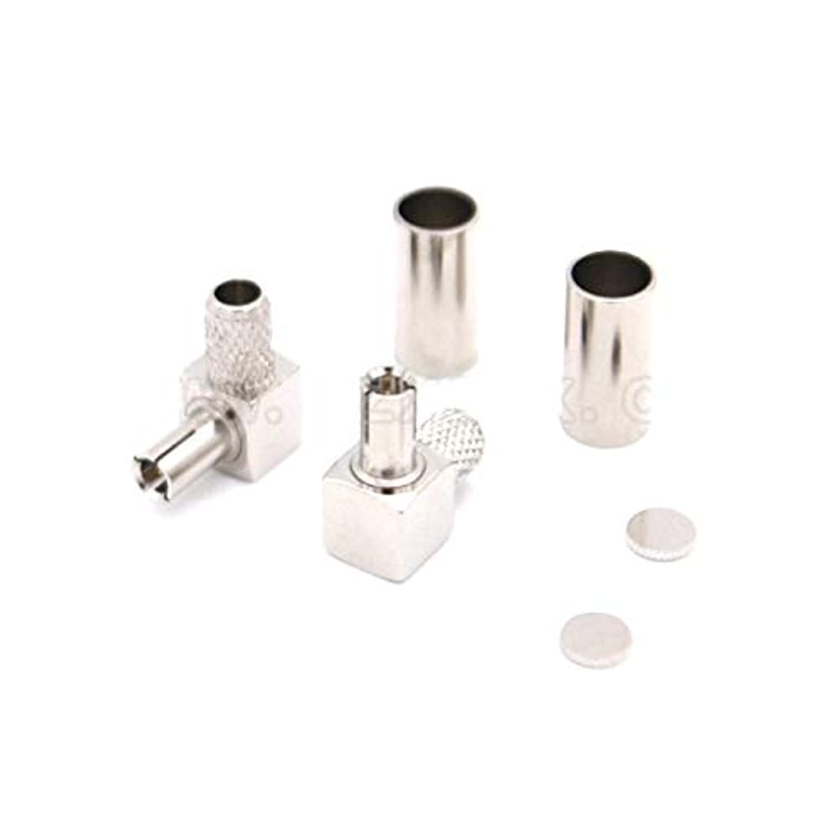 Rf coaxial Connector TS9 Crimp for RG58 RG142 LMR195 RG223 Cable Huawei/ZTE 3G/4G Modem Antenna Connector