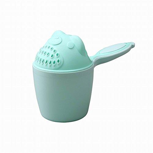 Delleu Baby Shampoo Spülen Tasse Löffel Dusche Tasse Schwimmen Bailer Shampoo Cup Kinder Produkte
