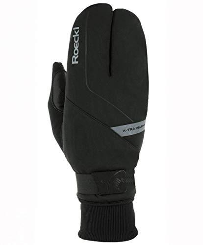 Roeckl Herren Turin Lobster Handschuhe, schwarz, 9.5